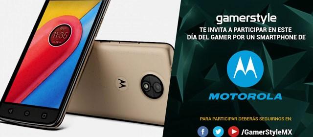 Día del gamer: gana un smartphone Moto C Plus cortesía Motorola México