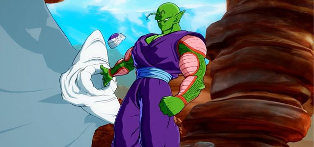 Piccolo se une al róster de Dragon Ball FighterZ