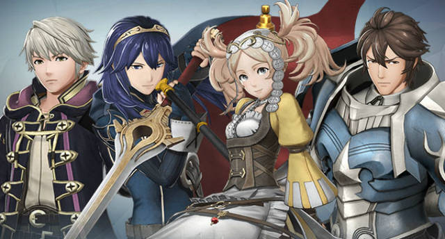 Trailer introductorio de Fire Emblem Warriors