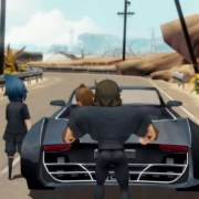 Nuevo video gameplay de Final Fantasy XV: Pocket Edition