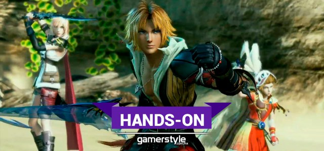 Hands On: Dissidia Final Fantasy NT
