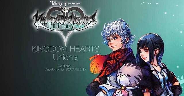 Kingdom Hearts Union χ[Cross] ya disponible en Latinoamérica