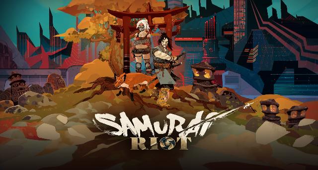 Samurai Riot a punto de ser lanzado