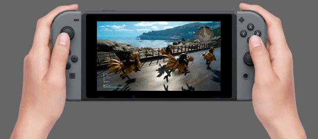 Director de Final Fantasy XV busca alternativas para llevarlo a Nintendo Switch