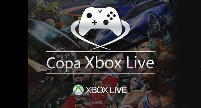 Últimos días de inscripción para la Copa Xbox Live