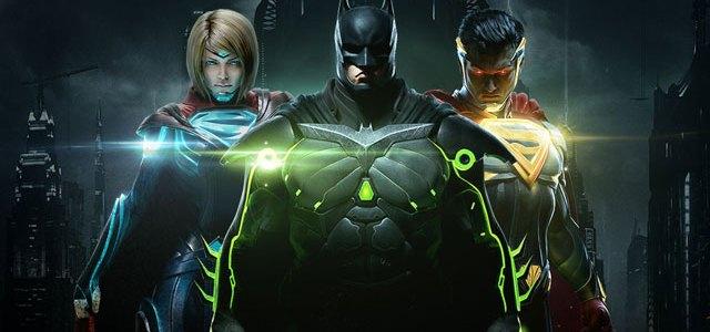 Se prepara el camino para la final de Injustice 2 en Games Celebration