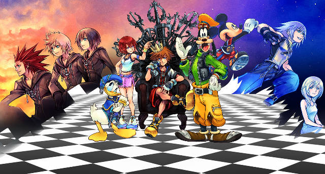 Kingdom Hearts tendrá sus Funko Pop este diciembre