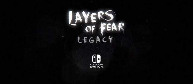 El horror de Layers of Fear: Legacy rumbo a Switch