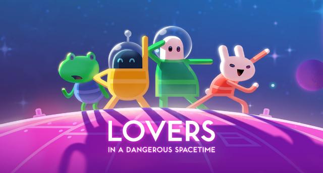 Lovers in a Dangerous Spacetime a punto de llegar a Nintendo Switch