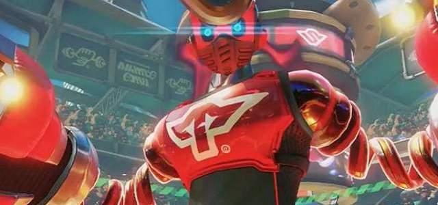 Nintendo publica el trailer de la versión 3.2 de ARMS