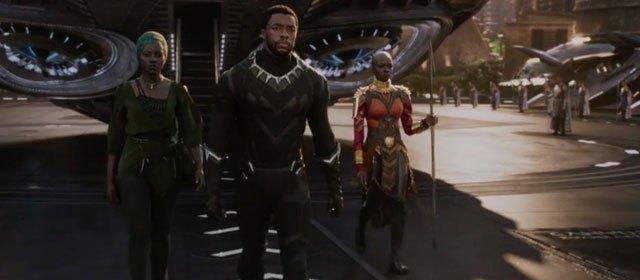 Nuevo tráiler y póster de Black Panther