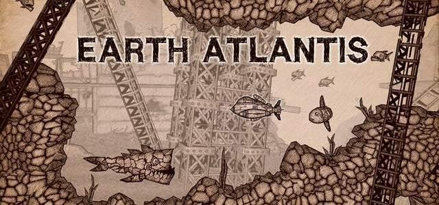 Earth Atlantis ya está disponible en Nintendo Switch
