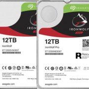 Seagate y WD lanzan discos duros externos de 12 y 14 TB