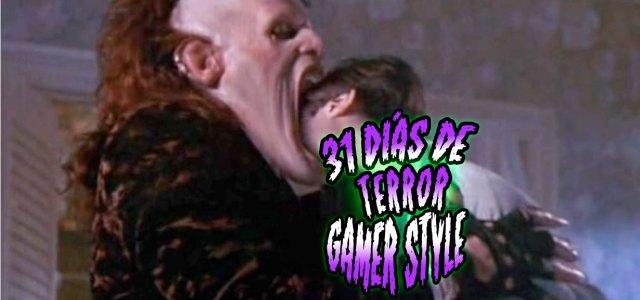 31 Días de Terror Gamer Style: Brainscan