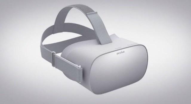 VR Oculus Go no necesita de ningún equipo o consola extra para funcionar