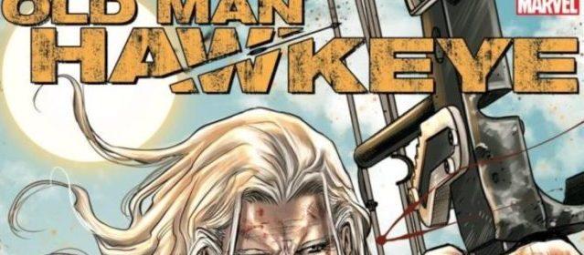 Marvel anuncia Old Man Hawkeye
