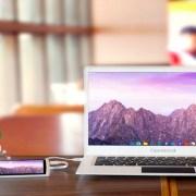 OpenBook convierte tu smartphone en una laptop
