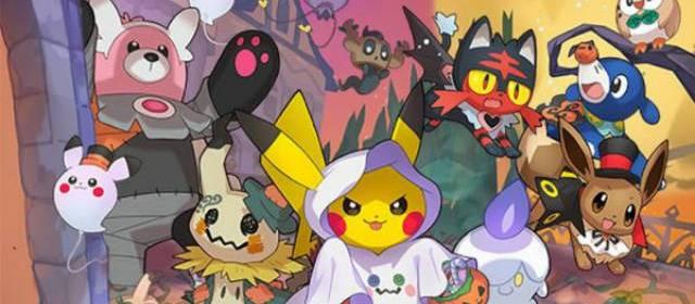 Pokémon GO también celebrará Halloween