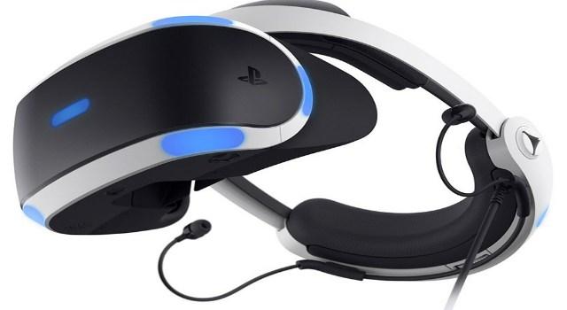 Sony anuncia una nueva versión del PlayStation VR