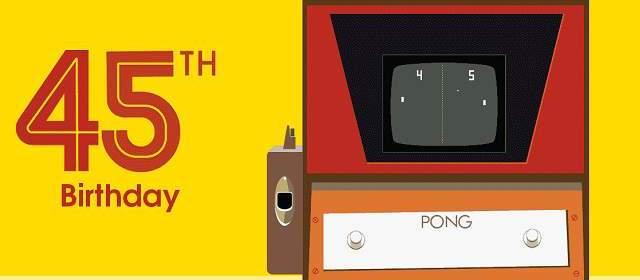 Atari presenta par de objetos de colección por los 45 años de Pong