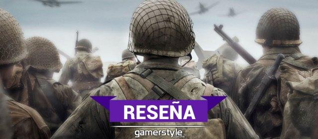 Reseña: Call of Duty World War II