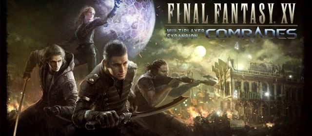 El próximo DLC de Final Fantasy XV ya tiene fecha de salida