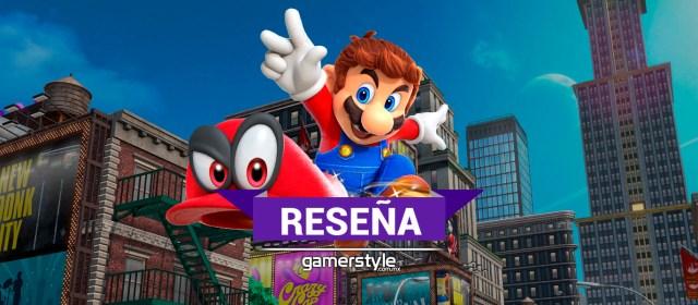Reseña: Super Mario Odyssey