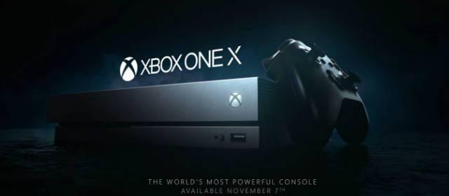 Los ingresos de Microsoft subieron 14% gracias al Xbox One X