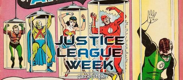 Justice League Week: ¿Cómo comenzó la Liga de la Justicia?