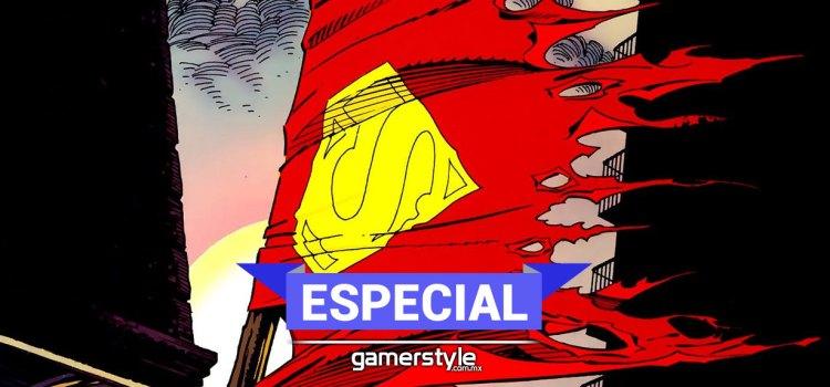 25 años de La Muerte Superman