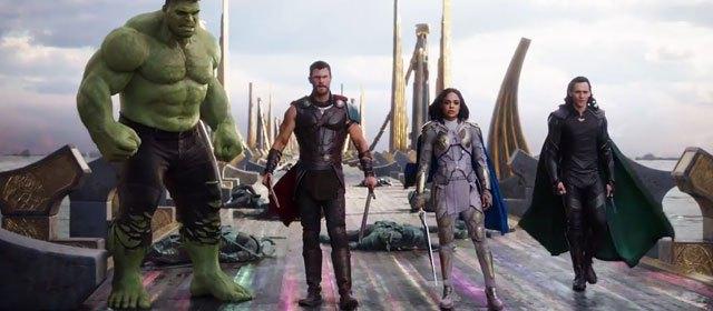 15 Tweets de gente que verdaderamente odió Thor: Ragnarok