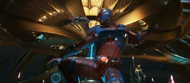 Atom llegará a Injustice 2 este mes