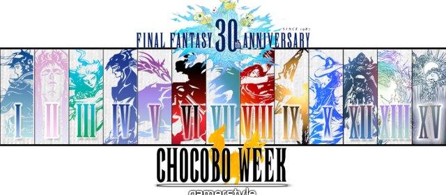 Comienza la #ChocoboWeek en Gamer Style