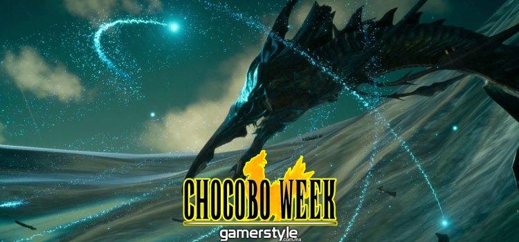 #ChocoboWeek Mitología en la que se inspiran los summons de Final Fantasy