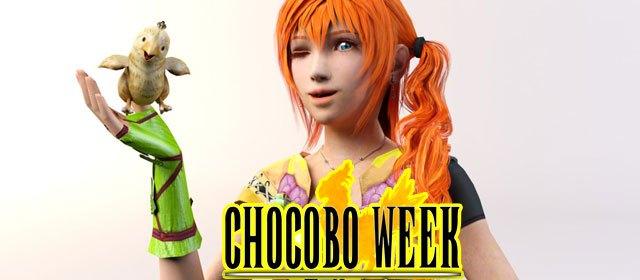#ChocoboWeek Momentos más graciosos y absurdos de Final Fantasy