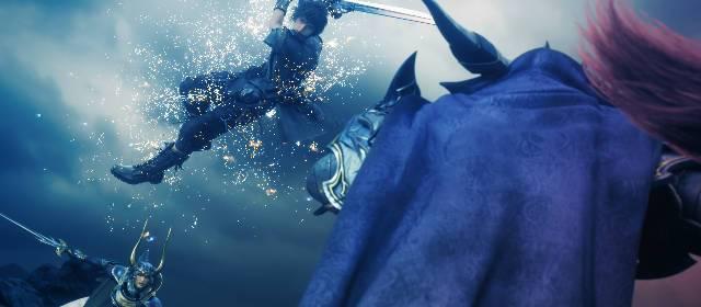 Trailer Jump Festa 2018 de Dissidia Final Fantasy NT
