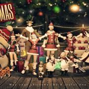 La Navidad llega a Final Fantasy XIV