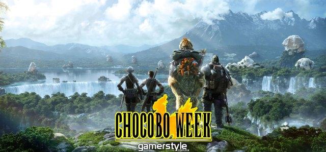 #ChocoboWeek Viviendo con TDAH y jugando Final Fantasy XIV