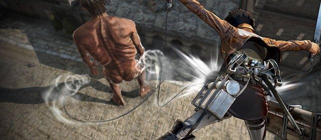Koei Tecmo anuncia fecha de lanzamiento de Attack on Titan 2