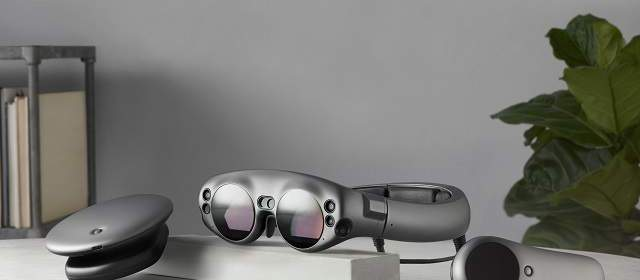 Google presenta oficialmente los lentes Magic Leap One
