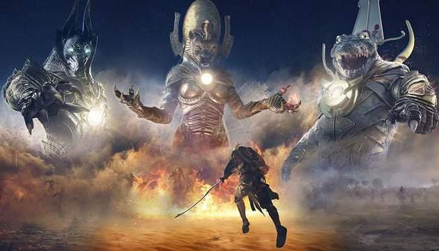 Los dioses más antiguos de Egipto llegan Assassin's Creed Origins
