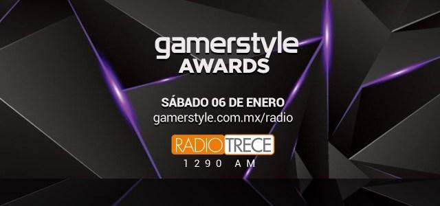 Gamer Style Awards a lo mejor del año en videojuegos
