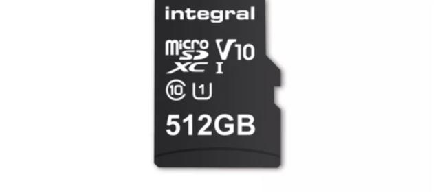 Se crea la MicroSD con mayor capacidad del mundo