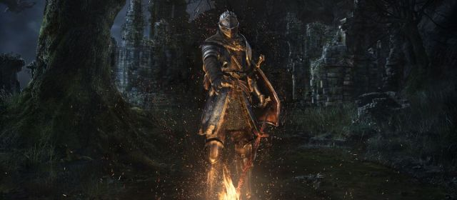 Dark Souls Remastered se anunció para Switch