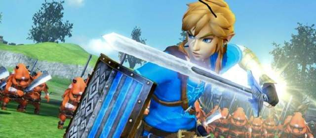 Hyrule Warriors: Definitive Edition esta primavera para Switch