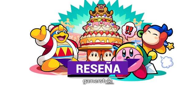 Reseña: Kirby Battle Royale