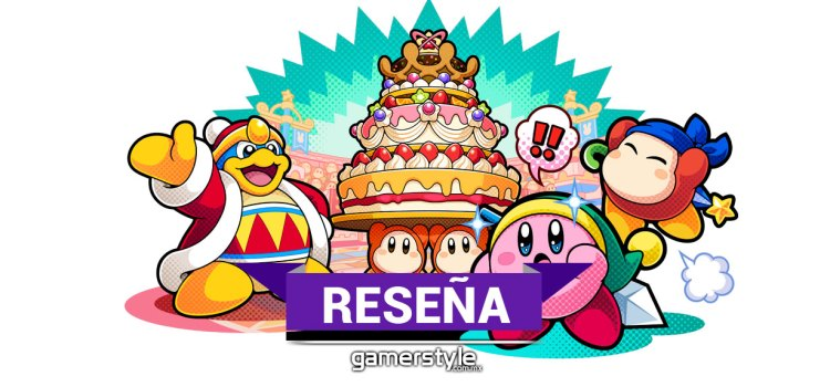 Reseña: Kirby Battle Royale