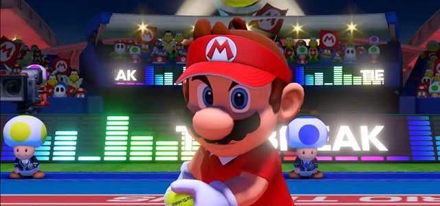 Mario Tennis Ace es revelado para Nintendo Switch