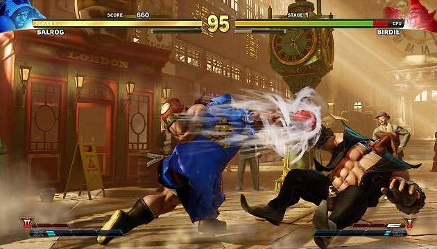 Street Fighter V: Arcade Edition ya está disponible