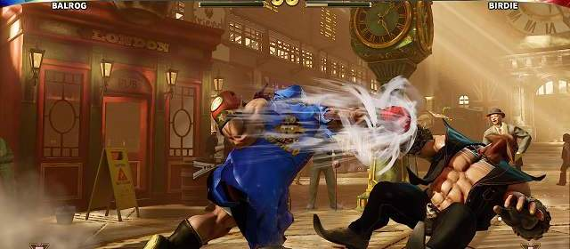 Street Fighter V: Arcade Edition ya está disponible